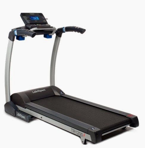 Livestrong Treadmill Rating: Lifespan TR 1200I Folding Treadmill Review