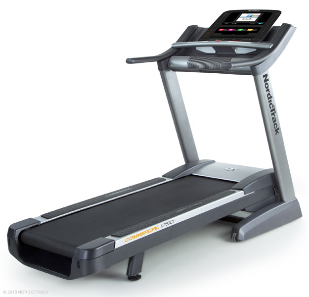 Livestrong Treadmill Rating: Review Of The NordicTrack Commercial 1750 Treadmill